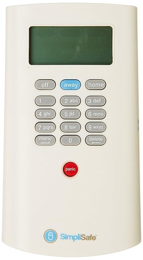 Amazon.com: SimpliSafe Comando inalámbrico de seguridad para ...