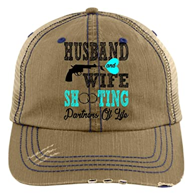 5bac7df47ccc8 Husband And Wife Trucker Cap