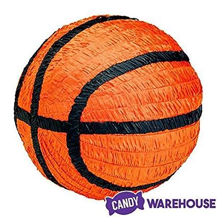 Amazon com: Basketball Jumbo Pinata [Contains 1 Manufacturer Retail