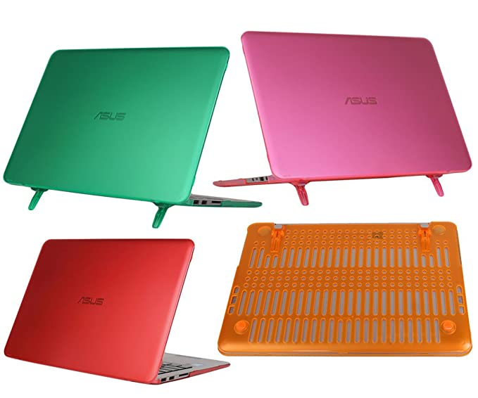 mCover Hard Shell Case for 13.3-inch ASUS ZENBOOK UX330UA Series (NOT Fitting UX305 Series) Laptop (Pink)