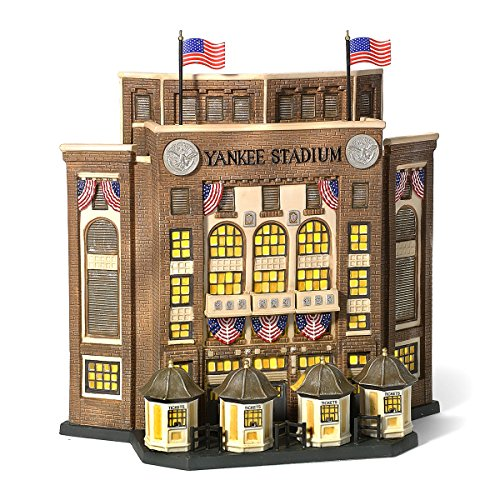 Yankee Stadium Department 56 by Yankee Stadium - Christmas in the City