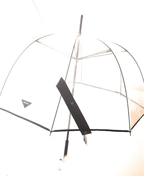 Paraguas Transparente Privata