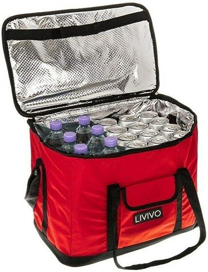 Tragbare Kühltasche Einkaufstasche Isolierte Tasche Kühltasche Picknick Camping
