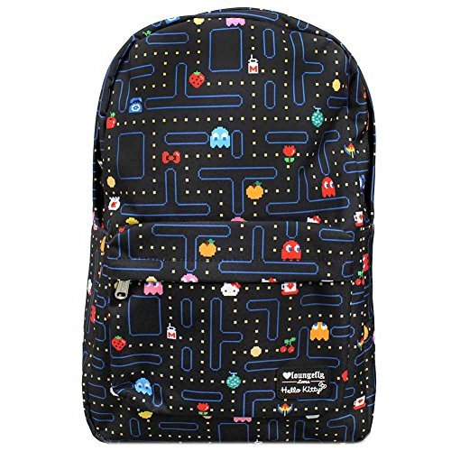 Loungefly x Hello Kitty x Pac Man Maze Backpack by Loungefly