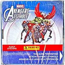 Panini Marvel Avengers Assemble Sticker Box