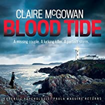 BLOOD TIDE: PAULA MAGUIRE, BOOK 5