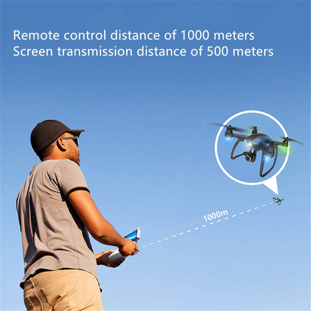 Yellsong-Drone ,CS-1 WiFi 1080P Pixel Optical Flow Positioning Gesture Photo Headless by Yellsong-Drone (Image #2)