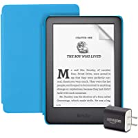 Kindle Kids Edition Essentials Bundle including Screen Protector and Power Adapter