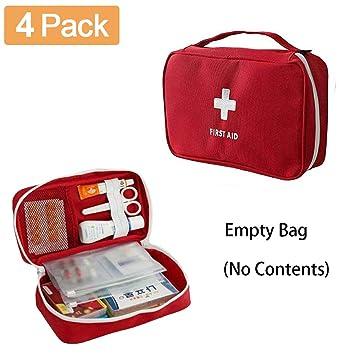 Amazon.com: Shareculture - 4 bolsas de primeros auxilios ...