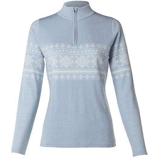 faf3bb86051 Krimson Klover Excelerator 1 4 Zip Pullover Merino Wool Sport Sweater -  Additional Sizes and Colors Available  Amazon.com.au  Sports