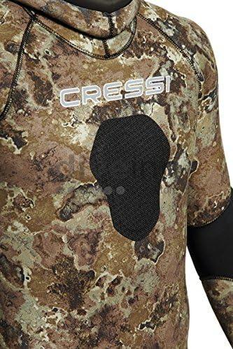 Amazon.com: Cressi Tecnica 3.5 mm chamarra patns Combo ...