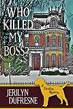 Free eBook - Who Killed My Boss