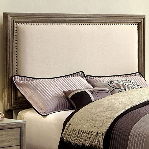 247SHOPATHOME Headboard, King, Oak