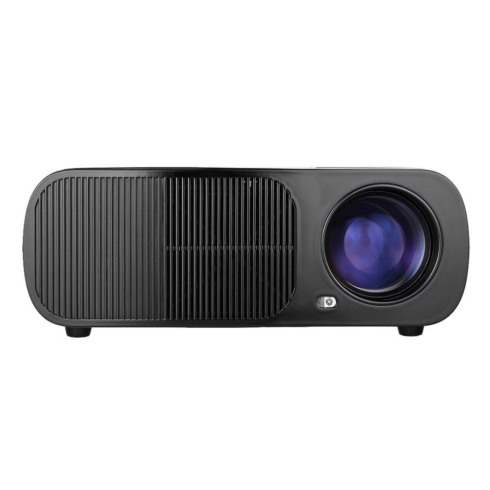 Docooler Proyector LED de Cine en Casa,1080P 200