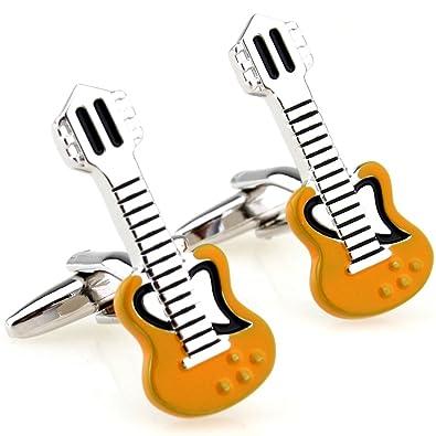 Para guitarra eléctrica Gemelos para camisa de francés para los ...