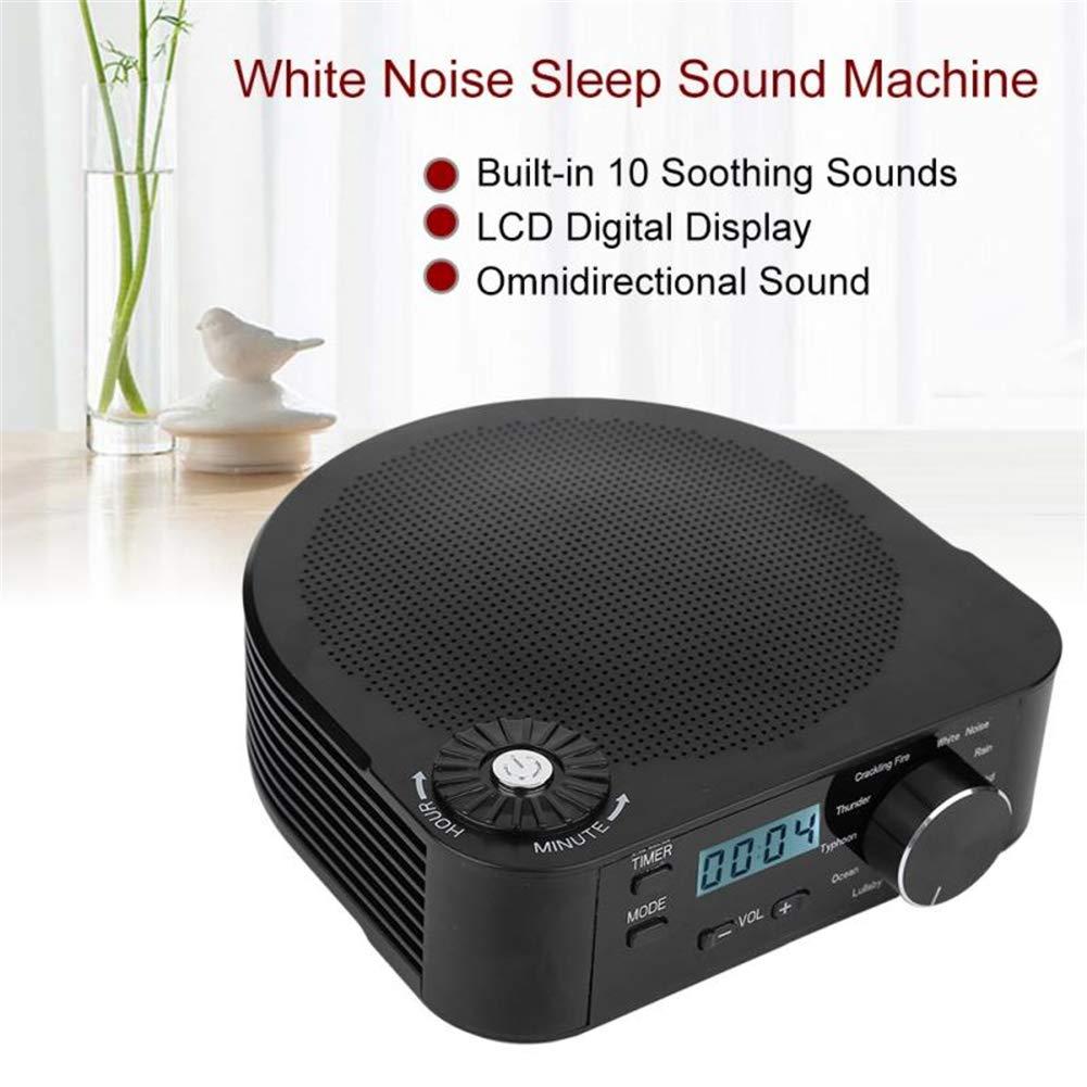 Amazon com: White Noise Machine Professional Music Sleep