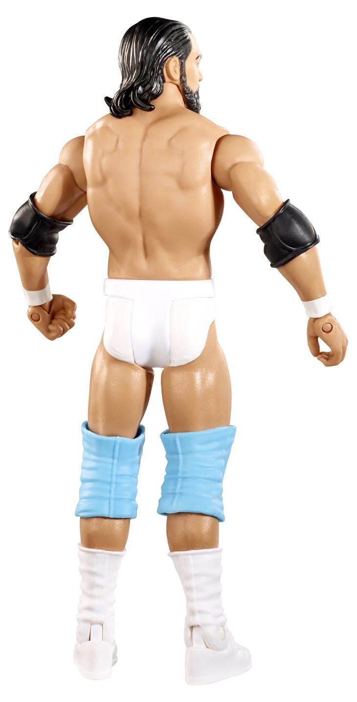WWE Superstar #02 Damien Sandow Action Figure Mattel BHL75