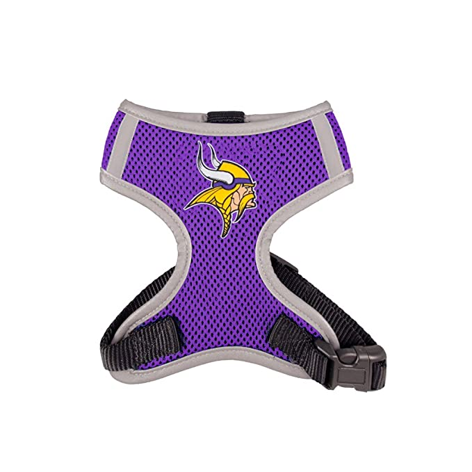 LittlEarth NFL Minnesota Vikings - Arnés para Perro, HD-HV-VIKG ...