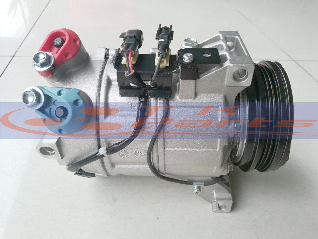 tkparts nuevo a/c compresor para Volvo S80 II, V70 III, XC60 Ford Mondeo S Max: Amazon.es: Coche y moto
