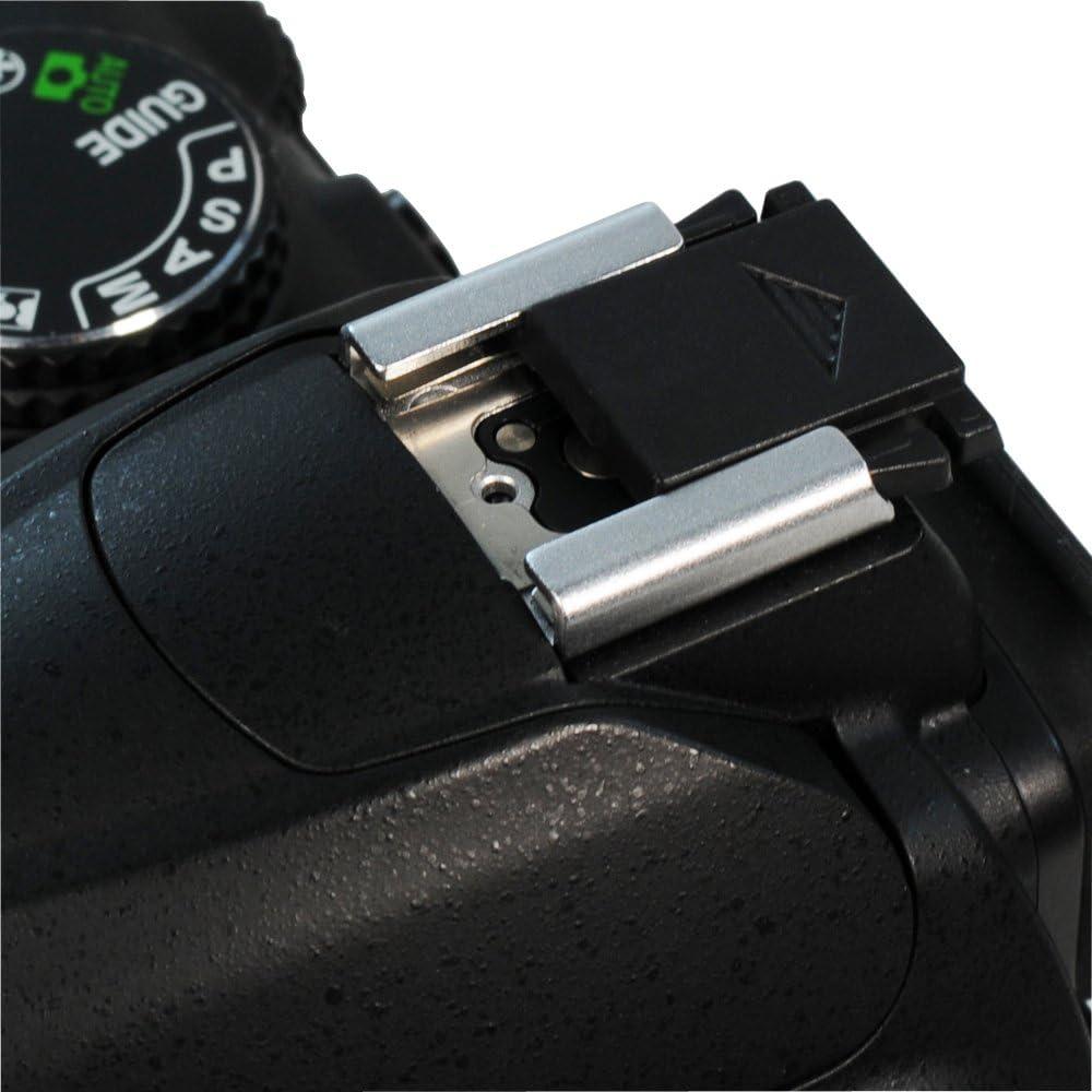 Pen-F Foto/&Tech Exact Fit Hot Shoe Cover Cap Replacement for Olympus OM-D E-M10 Mark III Pen E-PL8 Pen E-PL5 Pen E-PL7 OM-D E-M1 E-5 OM-D E-M10 OM-D E-M5 II OM-D E-M5 Pen E-P5