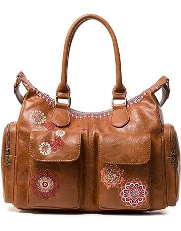 Shoppers y bolsos de hombro para mujer | Amazon.es