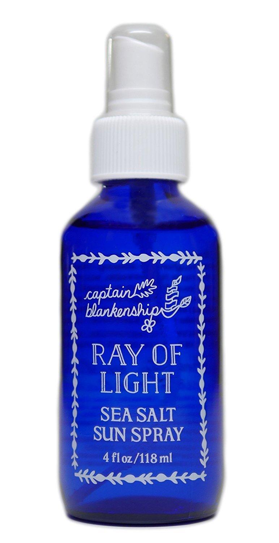 Captain Blankenship - Organic Ray of Light Sea Salt Sun Hair Spray