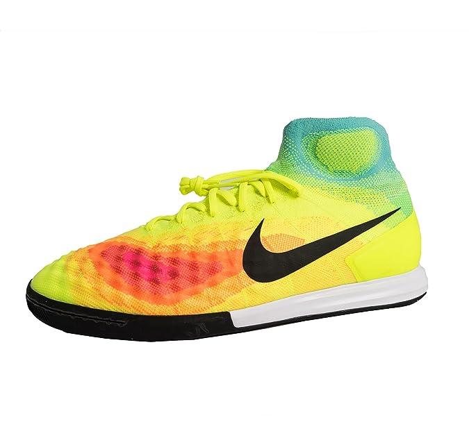 brand new 3dda9 b611b Amazon.com   Nike Magistax Proximo II IC Mens Soccer-Shoes 843957   Soccer