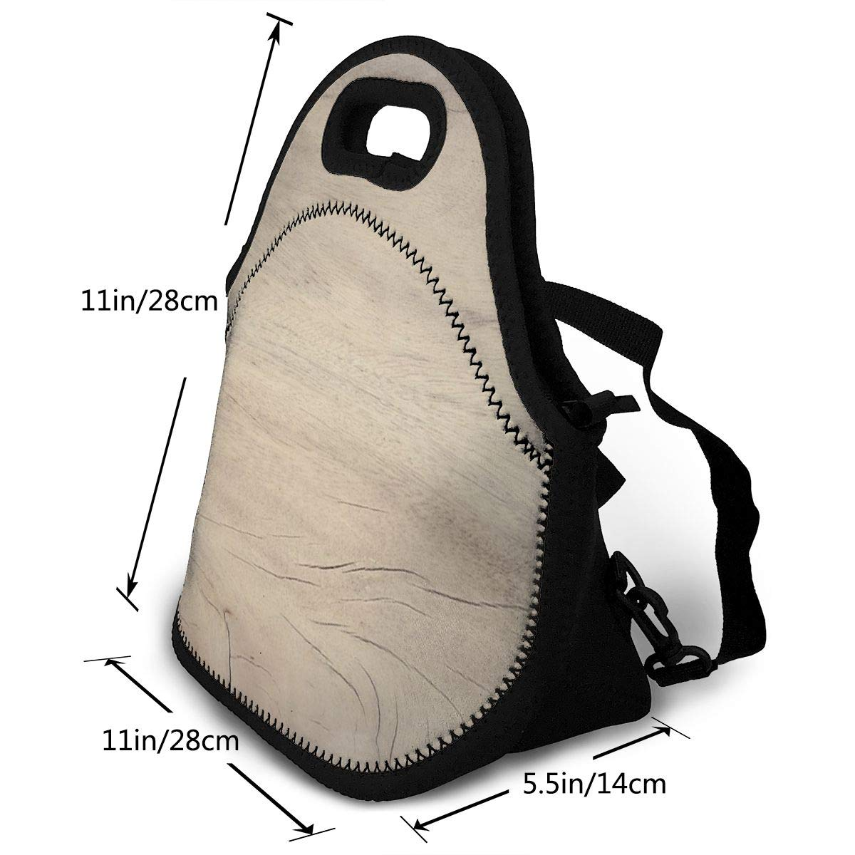 835ef3db3121 Amazon.com - Sanghing Wood Cute, Thermal, Insulation Lunch Bag ...