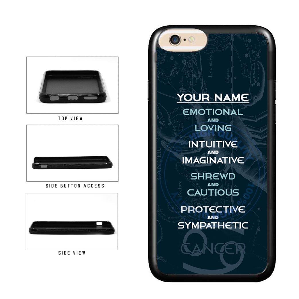 Amazon.com: bleureign (TM) Zodiac TPU hule Silicona teléfono ...