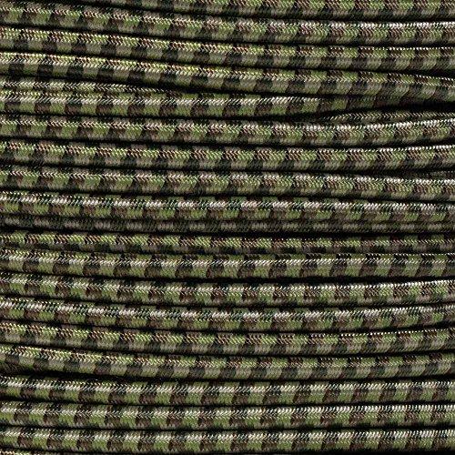 - PARACORD PLANET Elastic Bungee Nylon Shock Cord 2.5mm 1/32