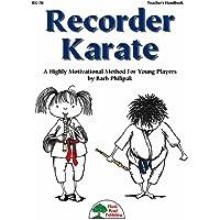 Recorder Karate - Children's Recorder Method - Kit with CD