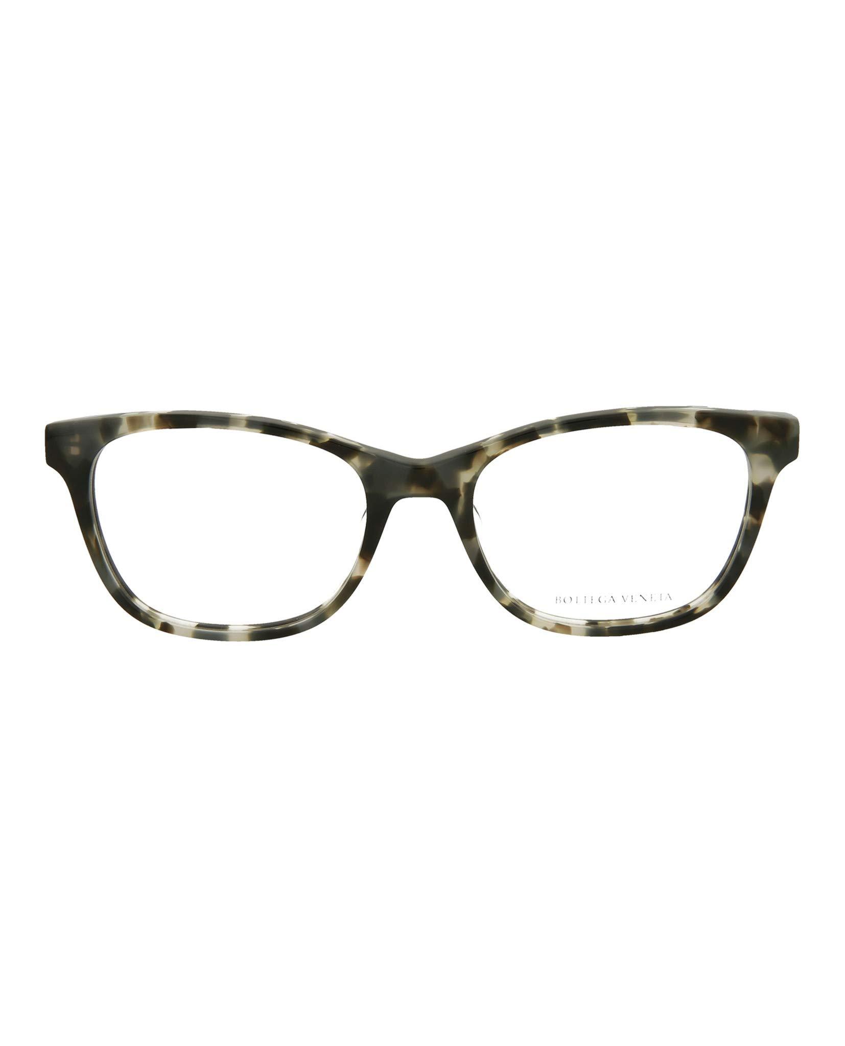 Bottega Veneta Womens Cat Eye Optical Frames BV0024O-30000269-003 by Bottega Veneta