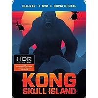 Kong: La Isla Calavera (Steelbook) [Blu-ray]