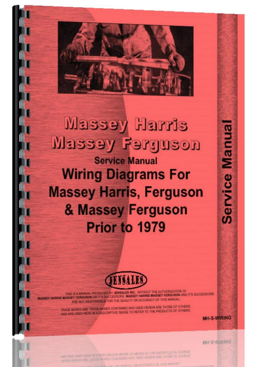 wiring for a massey harris tractor service manual massey harris wiring diagrams massey harris  service manual massey harris wiring