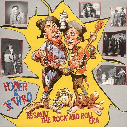 Assault the Rock & Roll Era [Vinyl]