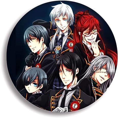 "haikyuu badge Pin button Schoolbag Decorate 5.8CM Anime Haikyuu! 2.3/"""