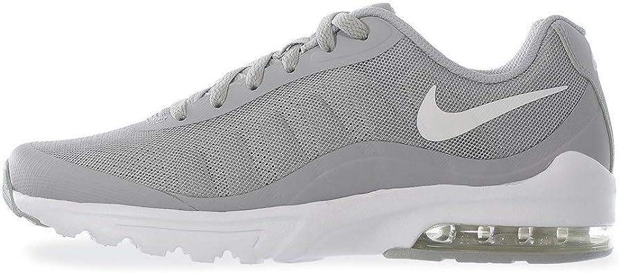 Aplaudir retirarse empujoncito  Nike Tenis Air MAX Invigor - 749680011 - Gris - Hombre - 30: Amazon.com.mx:  Ropa, Zapatos y Accesorios