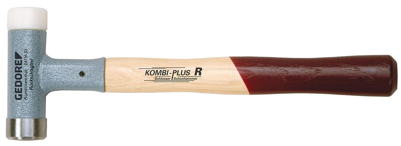 Gedore 247 H-40 Combination hammer KOMBI-PLUS R 40 mm