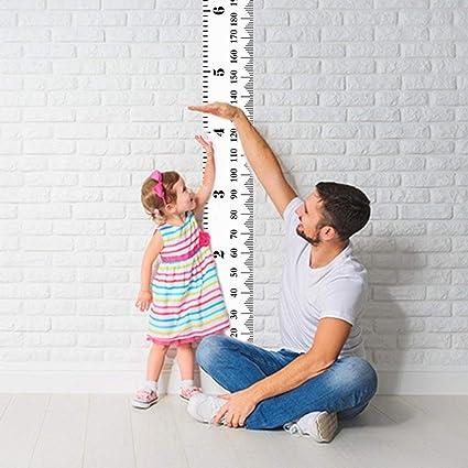 Amazon Anpatio Child Growth Chart 79 X 79 Wall Hanging