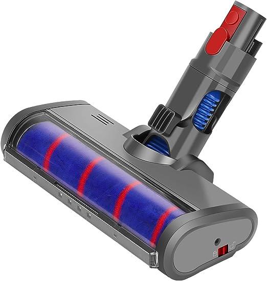 MOPEI Cabezal de Limpieza de Rodillo Suave para Aspiradora Dyson V7 V8 V10 V11: Amazon.es: Hogar