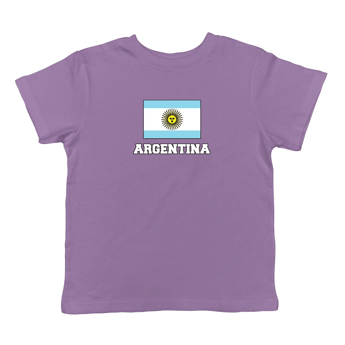 SpiritForged Apparel Argentina Flag Infant T-Shirt