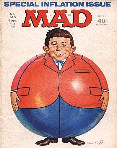 Mad Magazine (1952 series) #145