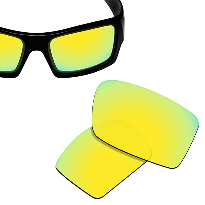 974e3fa071 Image Unavailable. Image not available for. Color  New 1.8mm Thick UV400 Replacement  Lenses for Oakley Gascan Sunglass ...