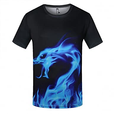 T Shirts Men Cool T-shirt Men Women 3d Tshirt Print Black Summer Tops bc7b5d1f1d