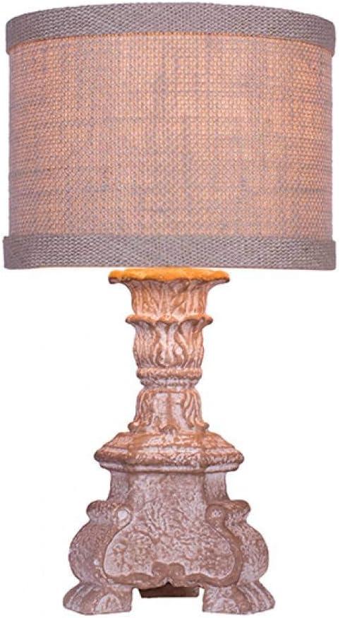 Lampada da tavolo antica, illuminazione interna Lampada da