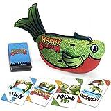 Happy Salmon Action Game