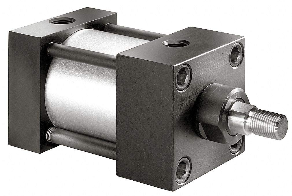 D8125 Air Cylinder 1 1/2 in Bore 8 in Stroke