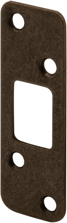 Prime-Line Products E 2312 Deadbolt Strike Classic Bronze