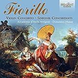 Fiorillo, Federigo : Concerto pour Violon, Symphonies Concertantes