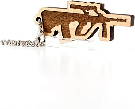 Steyr Arms Guns//firearms Leather Key rings